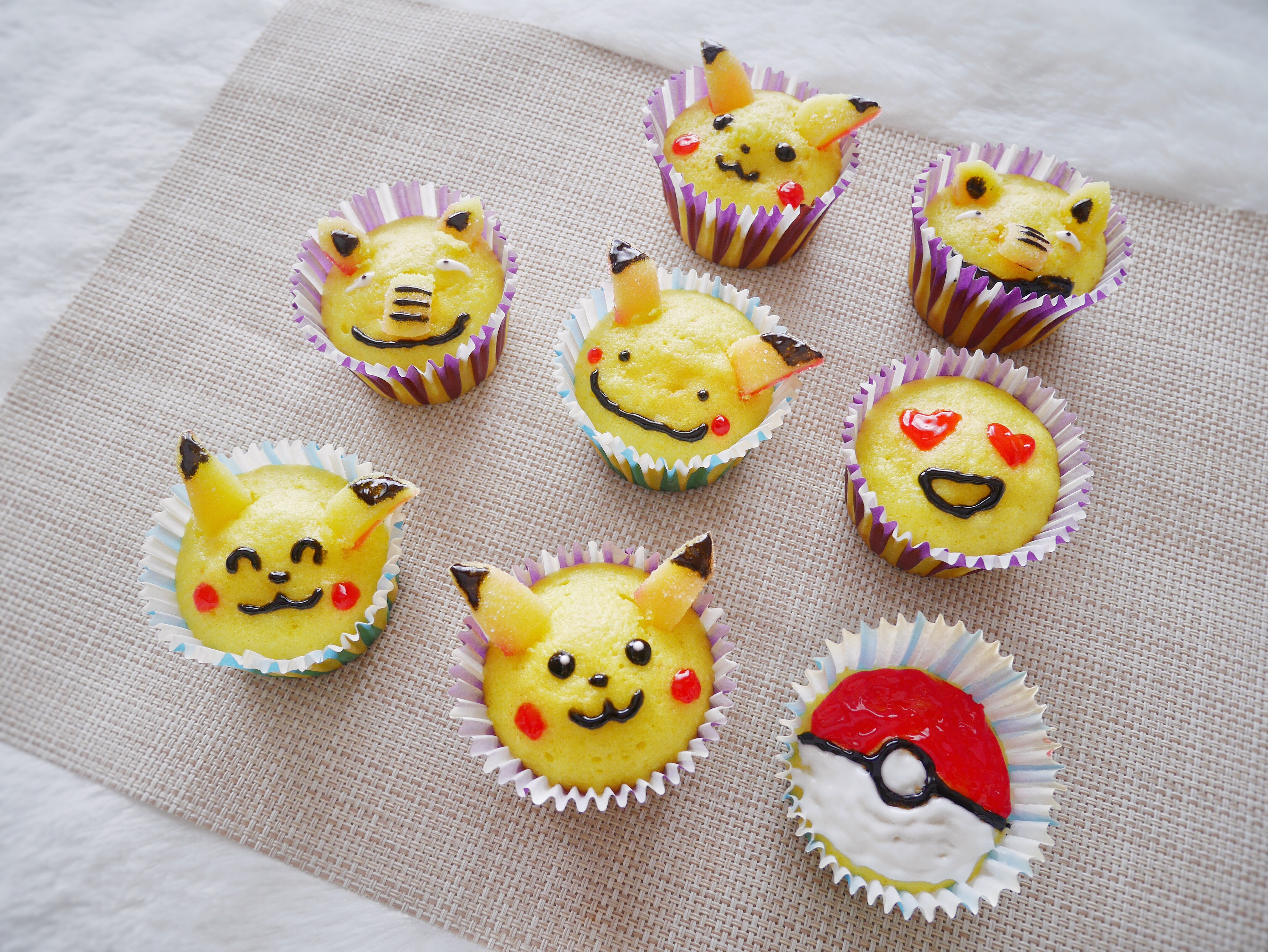 How To Make A Pokemon Birthday Cake